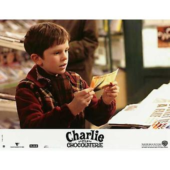 Charlie and the Chocolate Factory Movie Poster (11 x 14)