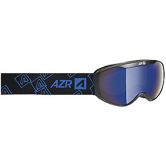 AZR Funny Jr Matt blue Silver Black