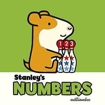 Stanley's Numbers by William Bee - 9780857551153 Book