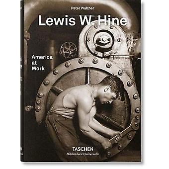 Lewis W. Hine. America at Work by Lewis W. Hine. America at Work - 97