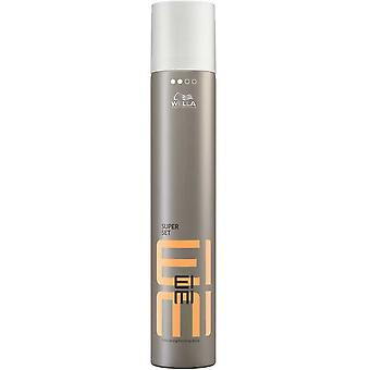 EIMI Wella acabamento Extra forte Super conjunto Spray 300ml