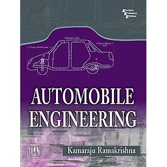 Automobile Engineering by Kamaraju Ramakrishna - 9788120346109 Book