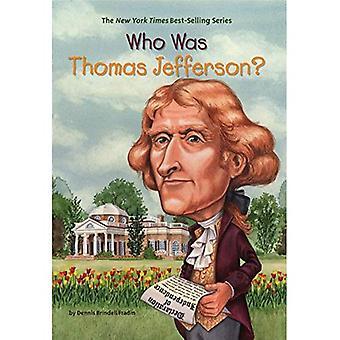 Vem var Thomas Jefferson? (Vem var...?)