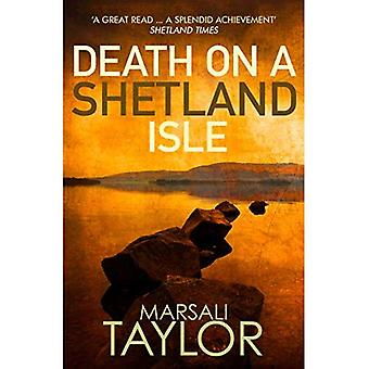 Dood op een Shetland eiland (Cass Lynch)