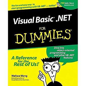 VisualBasic� .NET For Dummies� (For Dummies)