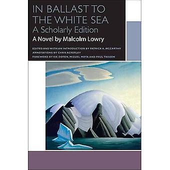 In Ballast zum Weißen Meer (Canadian Literature Collection)