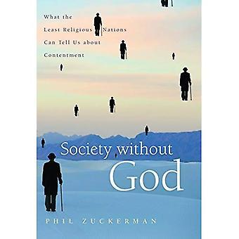 Samfund uden Gud: hvad de mindst religiøse lande kan fortælle os om tilfredshed