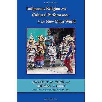 Indigenen Religion und kulturelle Leistung in der neuen Welt der Maya