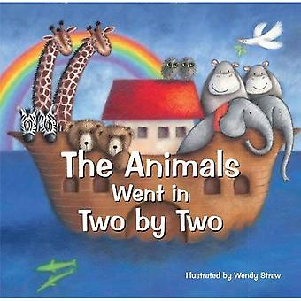 The Animals Went in Two by Two: 20 Favourite Nursery Rhymes