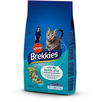 Brekkies Excel Mix Fish (Cats , Cat Food , Dry Food)