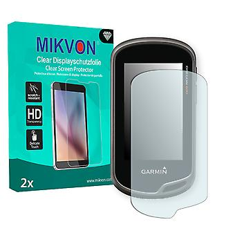 Garmin Oregon 650t Screen Protector - Mikvon Clear (Retail Package with accessories)
