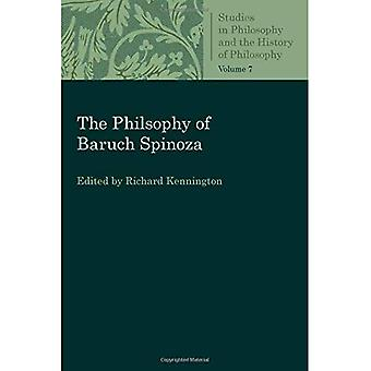 The Philosophy of Baruch Spinoza (Studies in Philosophy and the History of Philosophy)