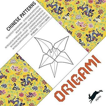Chinese Patterns: Origami Book