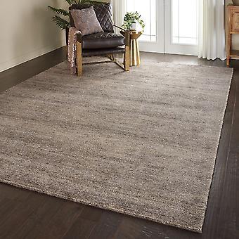 Weston WES01 Holzkohle Rechteck Teppiche Plain/fast nur Teppiche