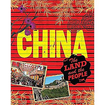 The Land and the People - China by Anita Ganeri - 9780750298445 Book