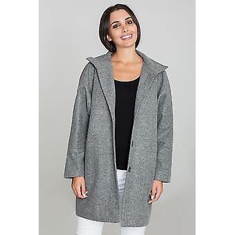 FIGL ladies jacket grey