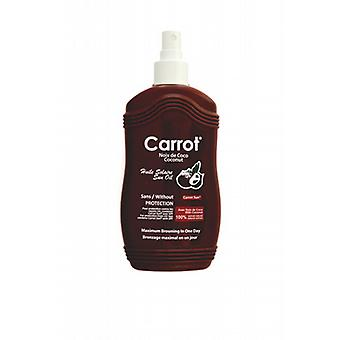 Carrot Sun® Tan Accelerator Coconut Spray 200ml