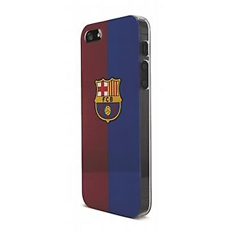 Fall TPU Azulgrana Apple iPhone 5/5 s FCB