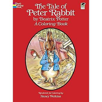 The Tale of Peter Rabbit Colouring Book by Beatrix Potter - 978048621