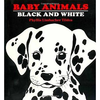 Baby Animals Black and White by Phyliss Limbacher Tildes - Phyliss Li