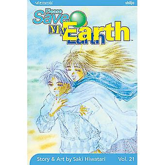 Please Save My Earth - Volume 21 by Saki Hiwatari - Saki Hiwatari - 97