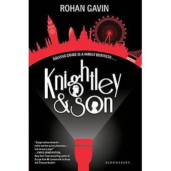 Knightley & Son by Rohan Gavin - 9781619631533 Book