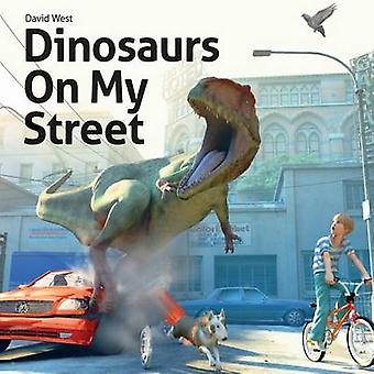 Dinosaurs on My Street by David West - 9781770852211 Book