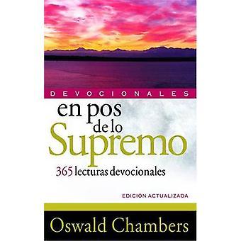En Pos de Lo Supremo Devocionales - 365 Lecturas Devocionales by Oswal