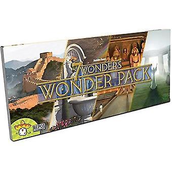7 Wonders Wonder Pack Card Game