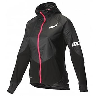 Inov8 at/c Softshell Pro Full Zip negro/Pink Womens