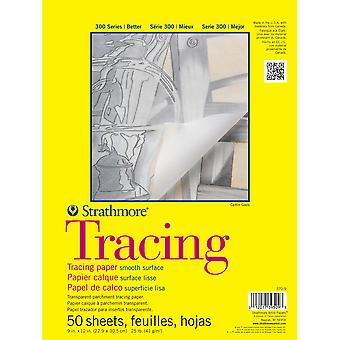 Strathmore Tracing Paper Pad 9
