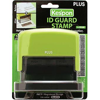 Kes'pon Large Id Guard Stamp Green 372 49