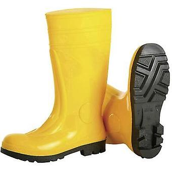Safety work boots S5 Size: 42 Yellow Leipold + Döhle Safety 2490 1 pair