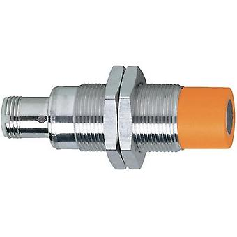 Inductive proximity sensor M18 non-shielded PNP ifm Electronic