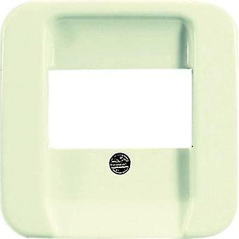 Busch-Jaeger Cover TAE socket Duro 2000 SI, Duro 2000 SI Linear Cream-white 2539-212