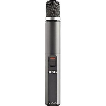 Handheld Speech microphone AKG C1000SMKIV Transfer type:Corded incl. pop filter, incl. clip