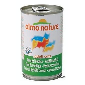 Almo nature Pacific Tuna (Cats , Cat Food , Wet Food)