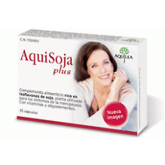 Aquilea Aquisoja Plus 30 Cap (Vitamins & supplements , Special supplements)
