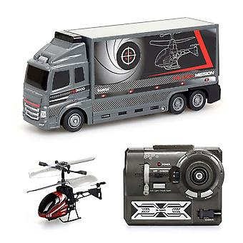 Silverlit Falcon missie RC Truck & helikopter