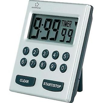 Timer Renkforce 9902 Silver