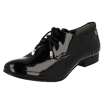 Ladies Van Dal Smart Lace Up Shoes Cagney