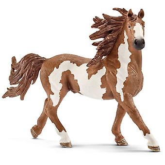 Schleich Pinto stallion (Toys , Dolls And Accesories , Miniature Toys , Animals)