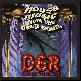House musik fra den dybe syd - House musik fra den dybe syd [CD] USA import