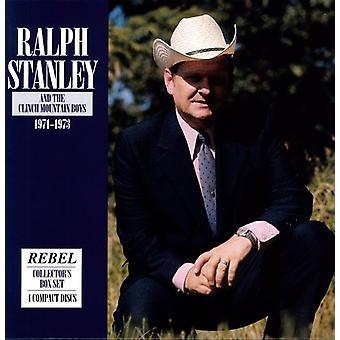 Ralph Stanley - 1971-73 [CD] USA Importer
