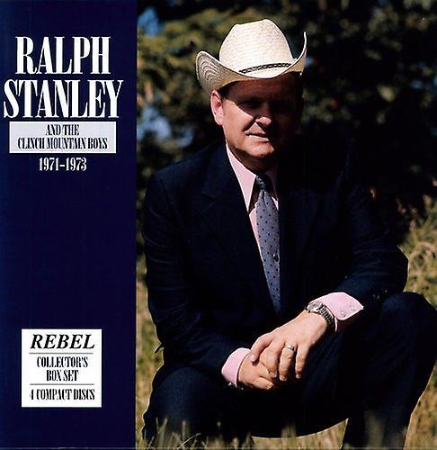 Ralph Stanley - 1971-73 [CD] USA import
