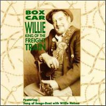 Boxcar Willie - kongen af godstog [CD] USA importerer