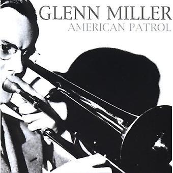 Glenn Miller - amerikansk patrulje [CD] USA import