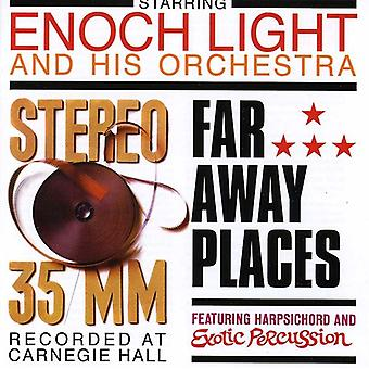 Enoch Light Orchestra - Stereo 35 Mm/Far Away Places [CD] USA import