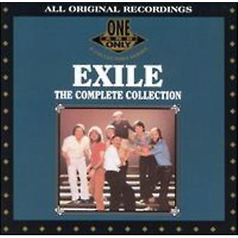 Exile - Exile: Complete Collection [CD] USA import