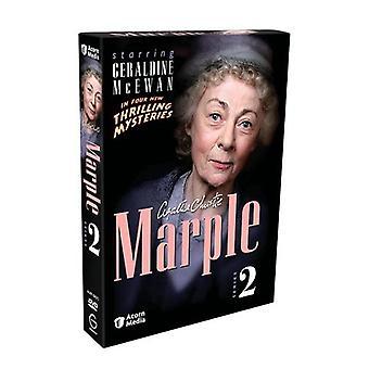Marple de Agatha Christie: importación de Estados Unidos de la serie 2 [DVD]